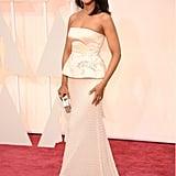 Kerry Washington at the 2015 Academy Awards