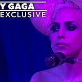"Lady Gaga Singing ""Speechless"" at the Vevo Launch Event in 2009"