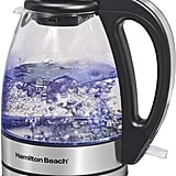 Hamilton Beach 1 Liter Glass Electric Kettle