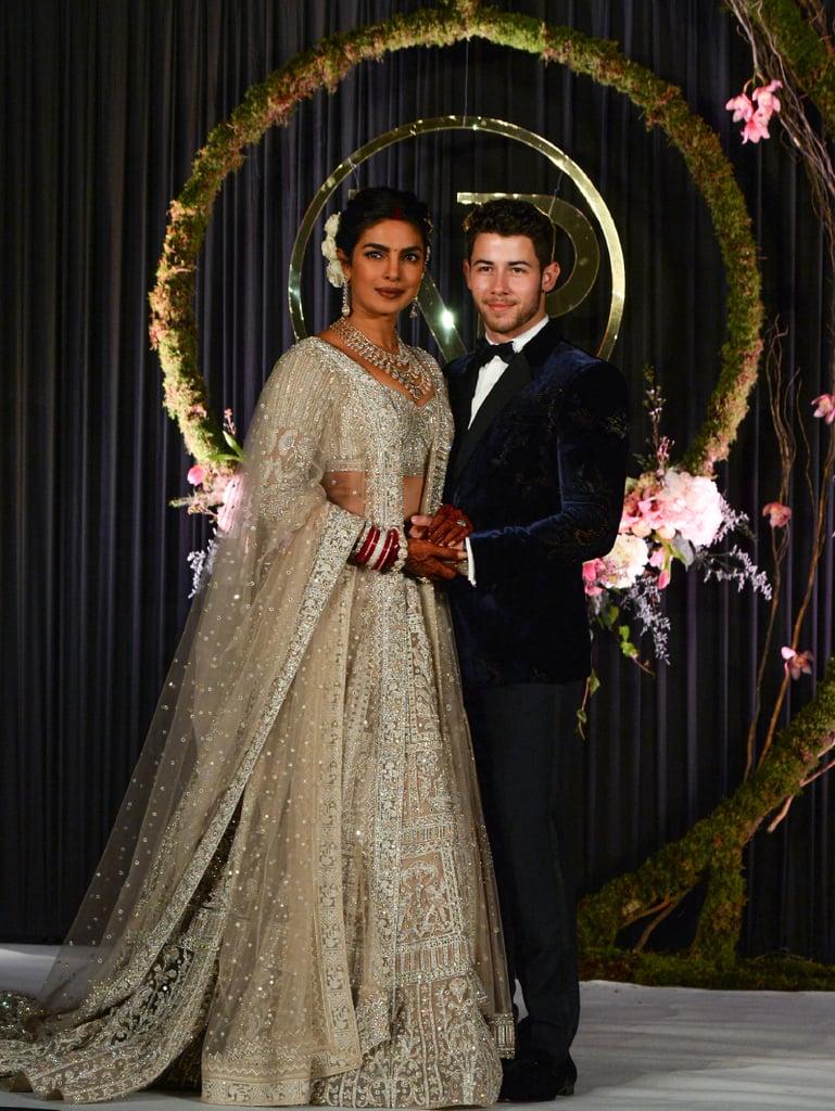 0537455f6021 Priyanka Chopra Wedding Outfits