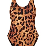 The Upside Claudina Leopard-Print Swimsuit