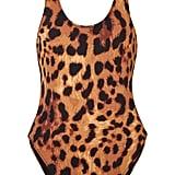 The Upside Claudina Leopard-Print Swimsuit