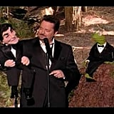 "Terry Fator Performs ""You've Got a Friend"" With Muppets"