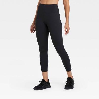 Sleek High-Rise ⅞ Run Leggings