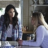 Emily knows a plaid shirt is always a Fall/Winter must have.