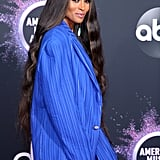Ciara at the 2019 American Music Awards