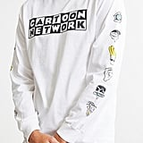Cartoon Network Logo Head Long Sleeve Tee