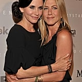 Jennifer Aniston and Courteney Cox are longtime gal pals dating back to their days as costars on Friends. Although the show came to a close, it was definitely not the end of their friendship.