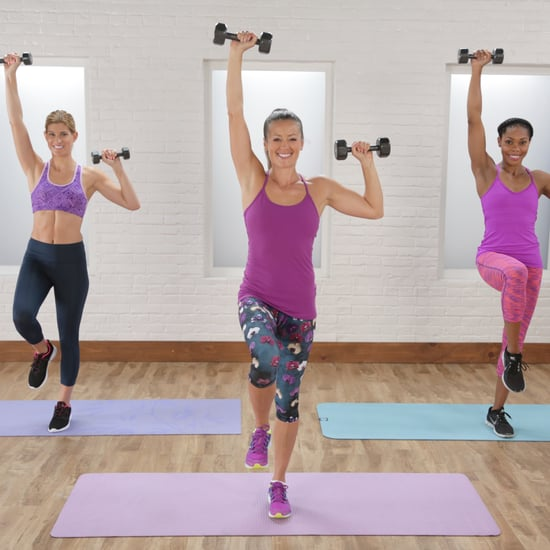 10 Minuten Arm Workout Video