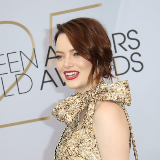 Emma Stone's Natural Hair Colour