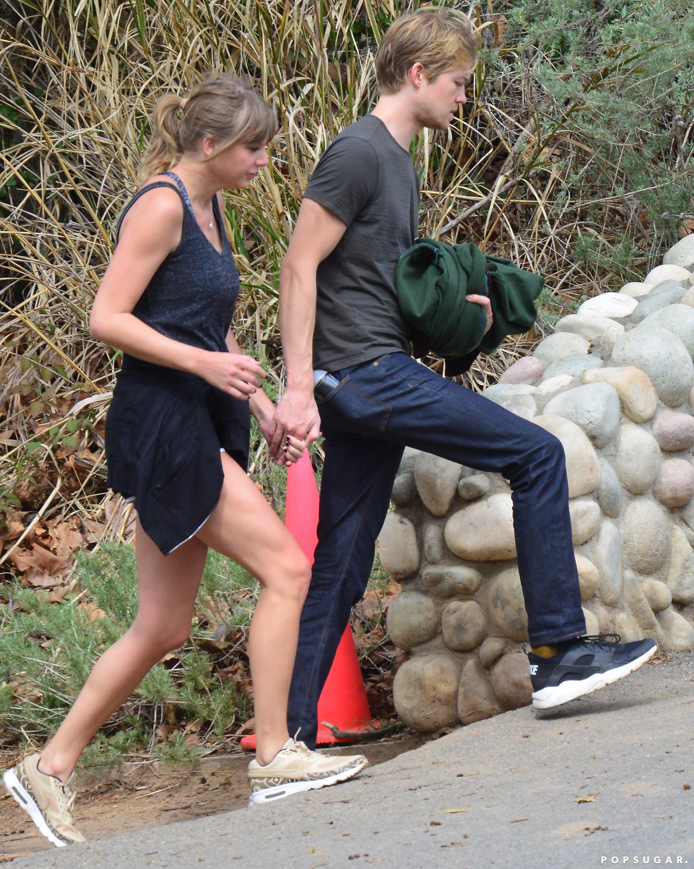 Taylor Swift And Joe Alwyn S Cutest Pictures Popsugar Celebrity