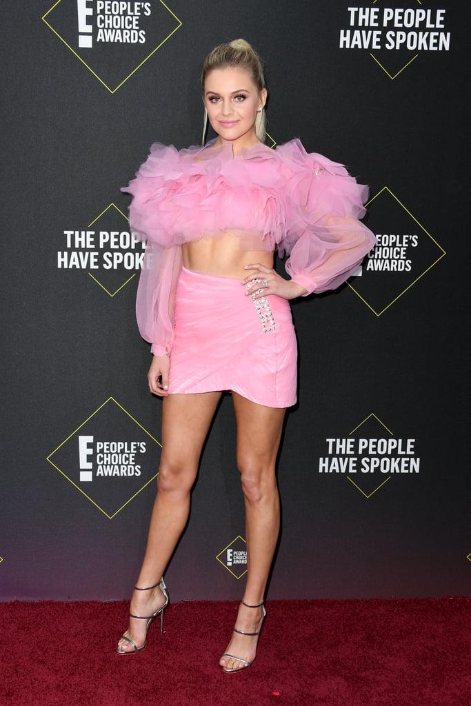 Kelsea Ballerini at the 2019 People's Choice Awards
