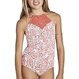 Billabong Sea Side One-Piece Swimsuit