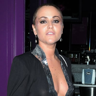 Jaime Winstone Shaved Head Changing Hairstyles Poll