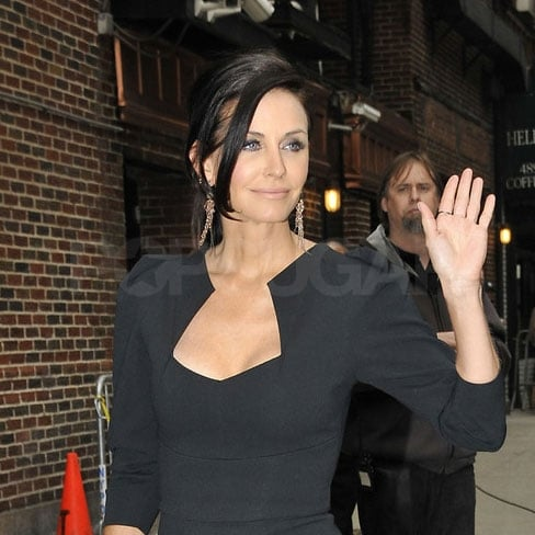 Courteney Cox Avoided Hooking Up With David Arquette at Disneyland Pictures