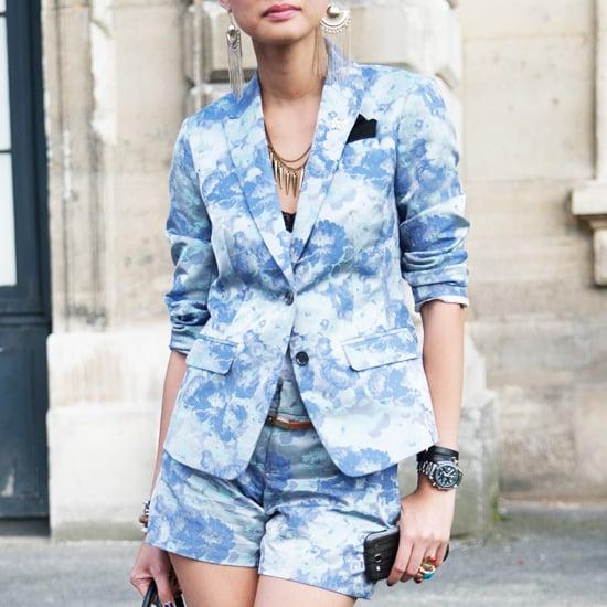 Shorts Suit | Shopping