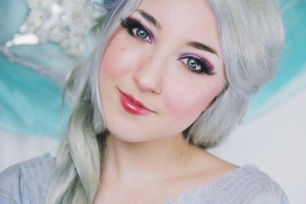 Best Disney's Frozen Beauty DIYs   POPSUGAR Beauty