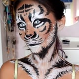 Let Out Your Inner Beast With This Terrifying Tiger DIY