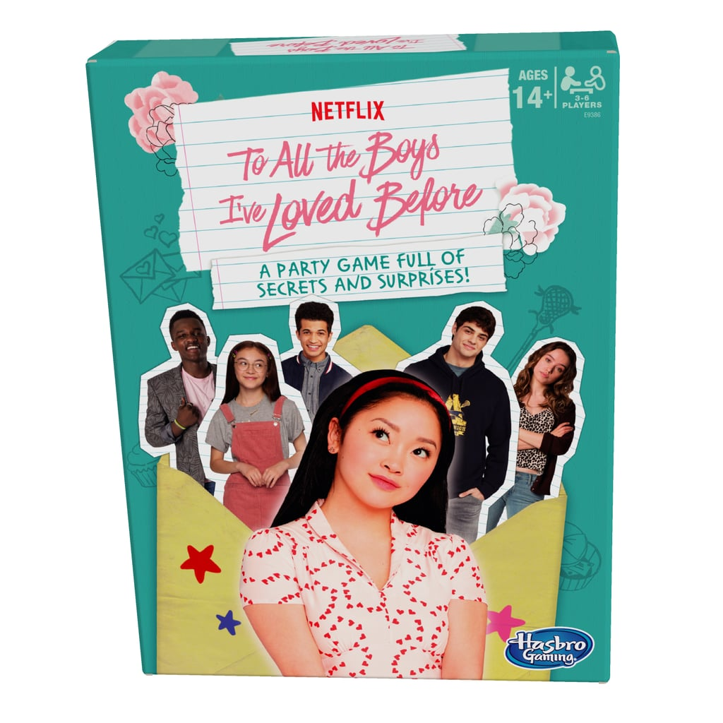 Hasbro S New To All The Boys I Ve Loved Before Party Game Popsugar Entertainment