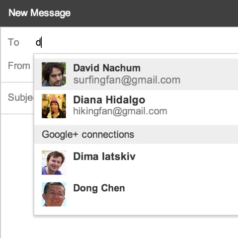 How to Opt Out of Google+ Emails