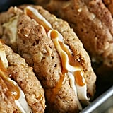 Caramel Apple Cookie Sandwiches