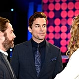 Zach Galifianakis and Matt Bomer