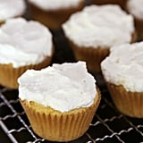 Lightened-Up Pumpkin Cupcakes
