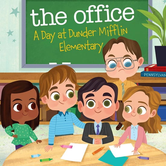 The Office Children's Book Featuring the Characters as Kids