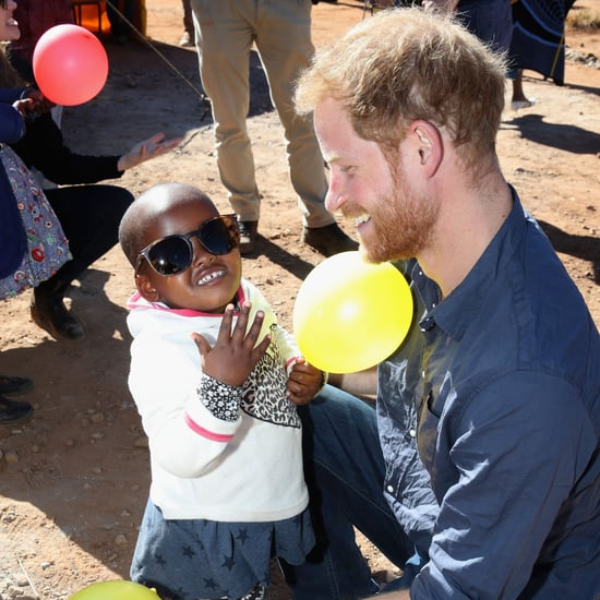 Prince Harry Zambia Trip Details 2018