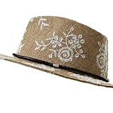 Following suit on Spring's affinity for Western-inspired pieces, this embroidered and leather cord hat will complement white lace dresses, denim cutoffs, and more. Zara Cowboy Hat ($26)