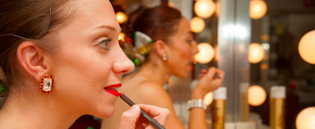 Get Glam Makeup Like a Rockette For Your Next Holiday Soiree