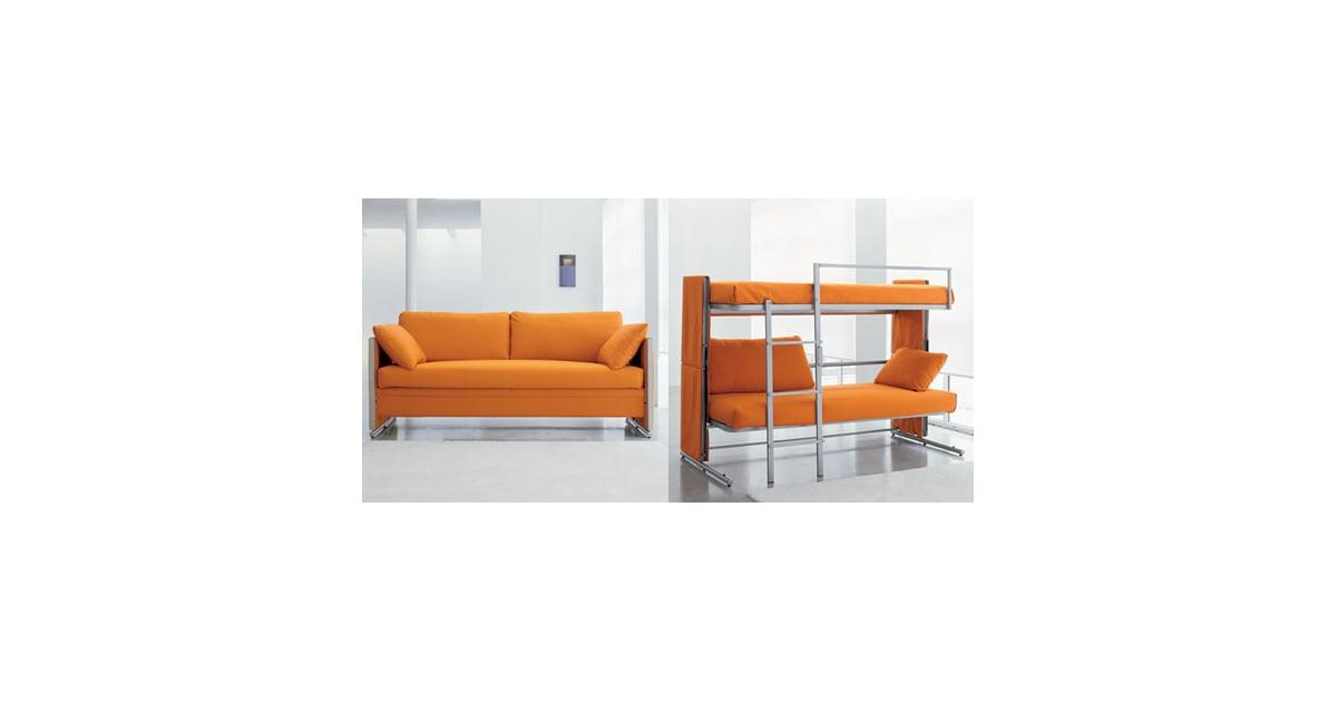 Crave Worthy Mobelform Doc Sofa Bunk Bed Popsugar Home