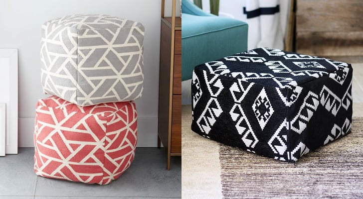 Buy It Trapezoid Pouf 40 Originally 40 DIY It All You Magnificent Make Your Own Pouf Ottoman