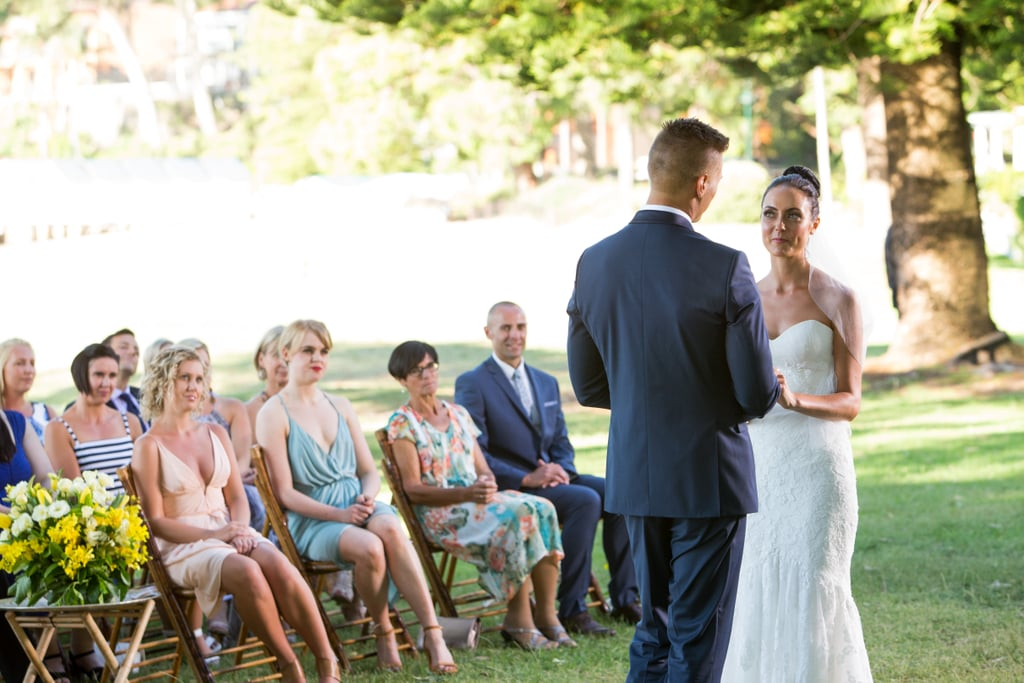 Mark And Monica Got Married At First Sight Check Out Their Beautiful Wedding Snaps