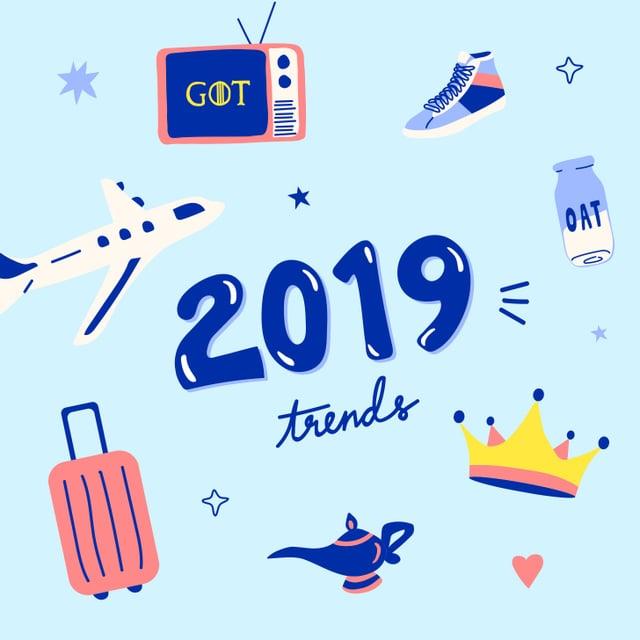 Biggest Trends of 2019   POPSUGAR