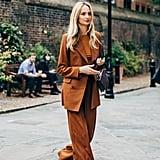 Autumn 2019 Fashion Trend: Warm Autumnal Tones