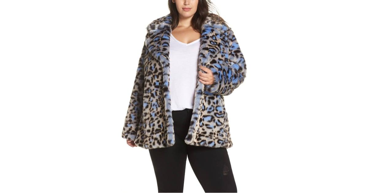 8c89537cfbc4 Avec Les Filles Animal Print Faux Fur Coat | Taylor Swift Style Gifts 2018  | POPSUGAR Fashion Australia Photo 51