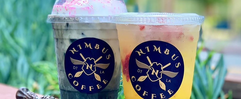 Harry Potter-Themed Nimbus Coffee Shop in Los Angeles