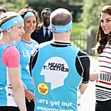 Kate Middleton at the Event