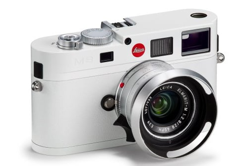White Lomography, SLR, and Basic Digital Cameras