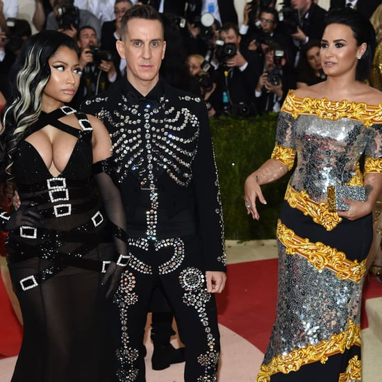 Demi Lovato and Nicki Minaj Met Gala Feud