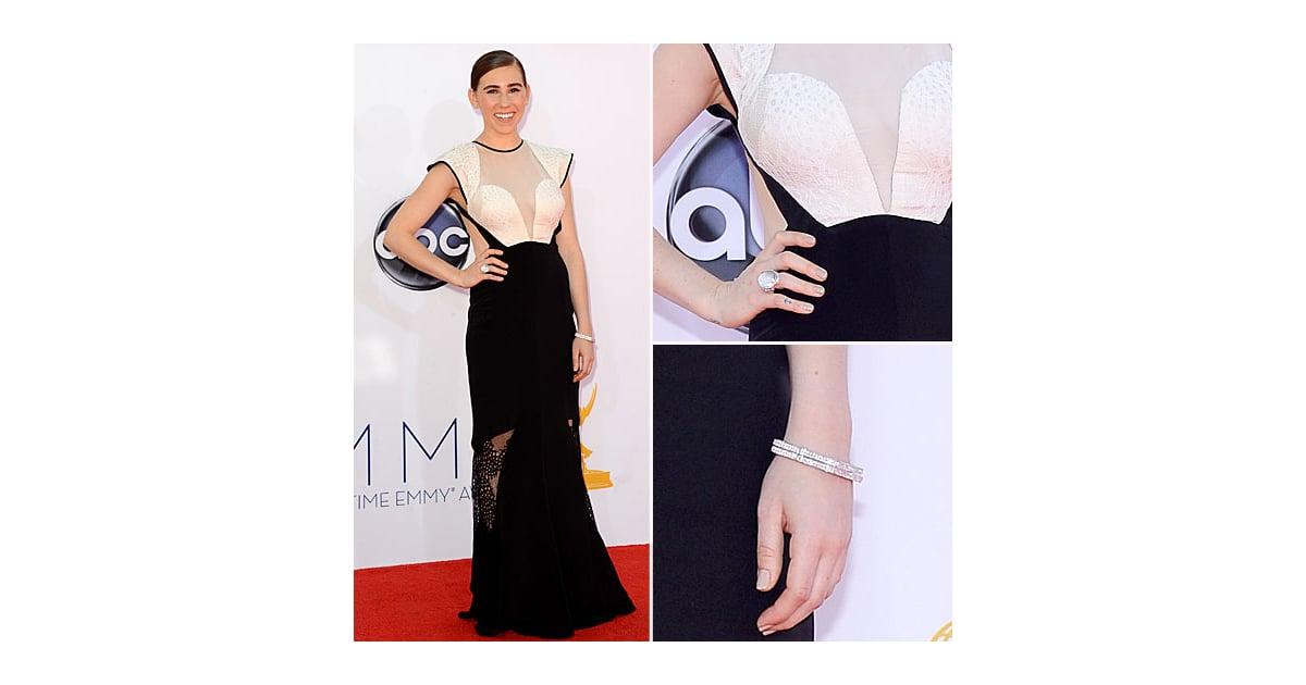 Zosia Mamet Emmys Zosia Mamet at the Emm...