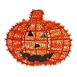 Halloween Tinsel Pumpkin ($2)