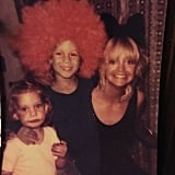 Goldie, Oliver, and Kate