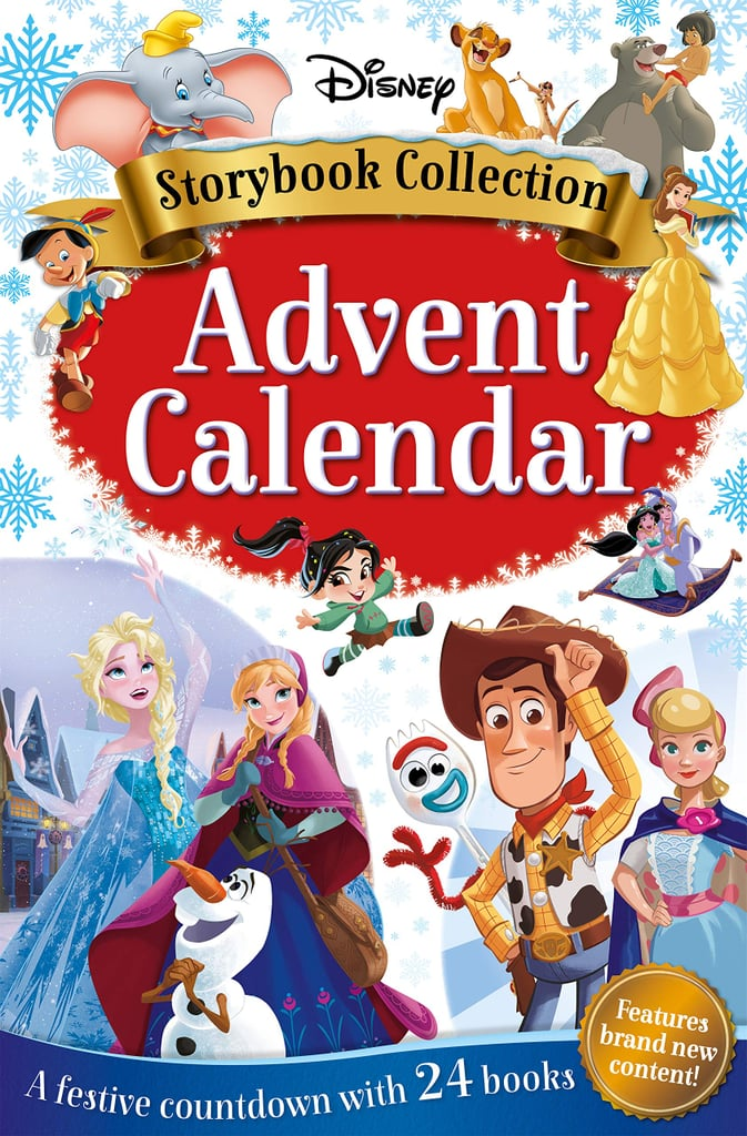 Alert! There's a $21 Disney Advent Calendar Featuring 24 Adorable Books, So Hurry!