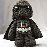 Darth Vader ($4) is the most fearsome crochet of the bunch.