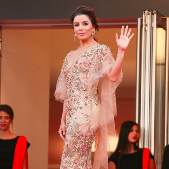 Cannes Festival Fashion 2017