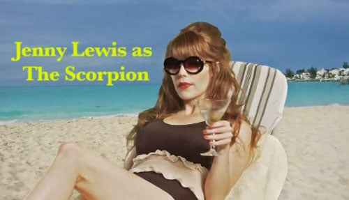 "Music Video for ""See Fernando"" by Jenny Lewis from Acid Tongue"