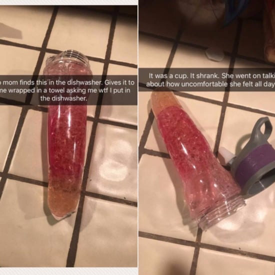 Mom Thinks Melted Bottle Is a Sex Toy