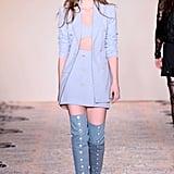 Alice McCall New York Fashion Week Winter 2018 Runway Show